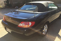 Picture of 2002 Toyota Camry Solara SLE Convertible