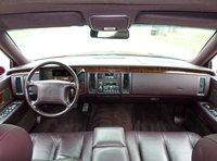 Picture of 1994 Cadillac Fleetwood, interior