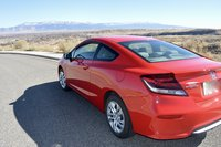 Picture of 2015 Honda Civic Coupe LX, exterior