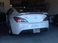 Picture of 2015 Hyundai Genesis Coupe 3.8 Ultimate w/ Tan Leather, exterior