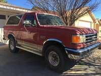 Picture of 1991 Ford Bronco Eddie Bauer 4WD, exterior