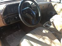 Picture of 1991 Ford Bronco Eddie Bauer 4WD, interior
