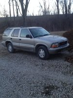 Picture of 1998 GMC Jimmy 4 Dr SLT SUV