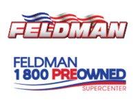 Feldman 1 800 Preowned Super Center logo