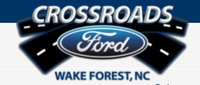 Crossroads Ford of Wake Forest logo