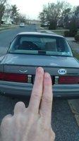 Picture of 1996 Chevrolet Corsica 4 Dr STD Sedan, exterior