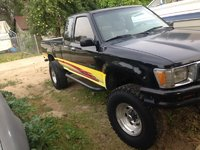 Picture of 1990 Toyota Pickup 2 Dr SR5 4WD Extended Cab SB, exterior