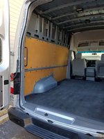 Picture of 2015 Nissan NV Cargo 2500 HD SV w/ High Roof, interior
