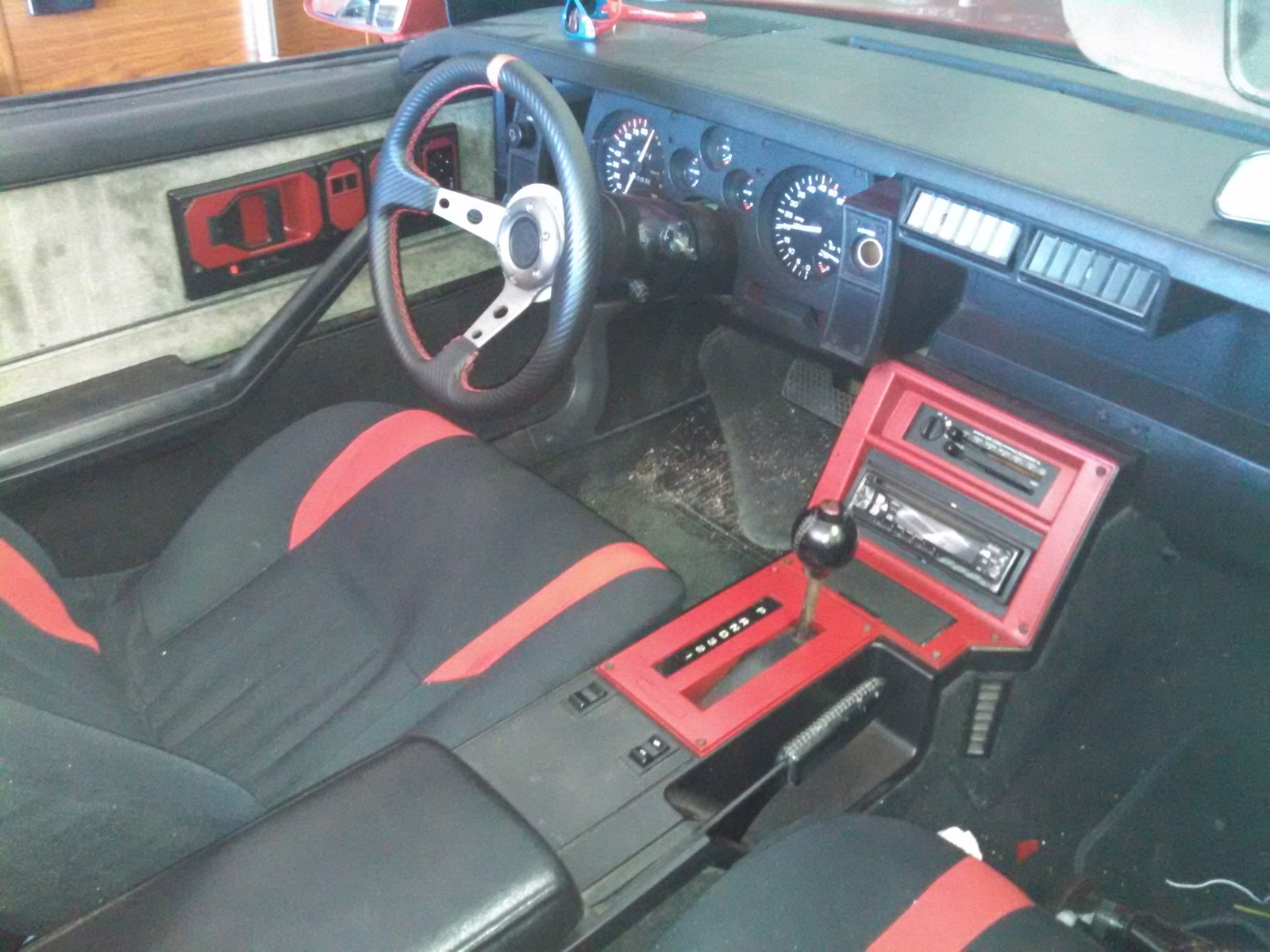 Chevrolet Camaro Questions I Have A 1985 Z28 V8 4 Barrel 2 Seater