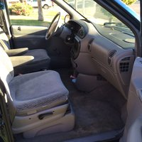 Picture of 2000 Chrysler Voyager 3 Dr STD Passenger Van, interior, gallery_worthy