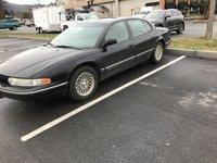 1997 Chrysler LHS Overview