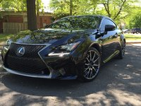 Picture of 2015 Lexus RC F Coupe