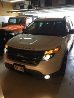 Picture of 2015 Ford Explorer Sport 4WD
