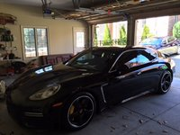 Picture of 2016 Porsche Panamera Turbo S, exterior