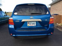 Picture of 2008 Toyota Highlander Base 4WD