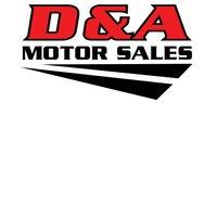 D & A Motor Sales LLC logo