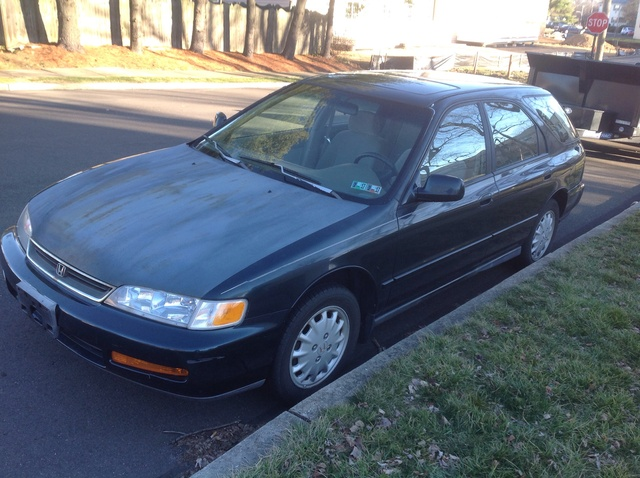 Elegant Picture Of 1997 Honda Accord EX Wagon, Exterior, Gallery_worthy