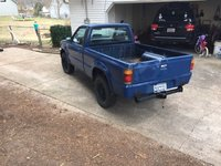Picture of 1990 Mazda B-Series Pickup 2 Dr B2600i 4WD Standard Cab SB, exterior, gallery_worthy