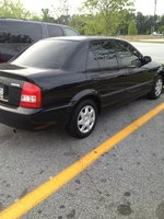 Picture of 2000 Mazda Protege DX