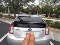Picture of 2014 Toyota Prius Three