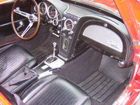 Picture of 1964 Chevrolet Corvette Coupe, interior, gallery_worthy