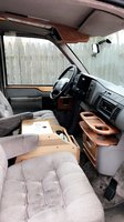 Picture of 1994 Chevrolet Astro AWD Passenger Van Extended, interior