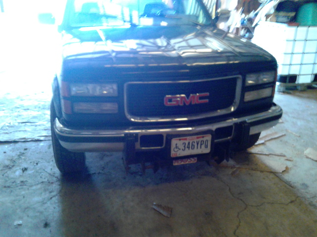 Picture of 1994 GMC Sierra 3500 2 Dr K3500 SLE 4WD Standard Cab LB