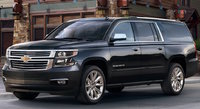2017 Chevrolet Suburban Picture Gallery