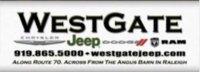 Westgate Chrysler Jeep Dodge Ram logo