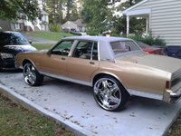 Picture of 1987 Chevrolet Caprice Classic Brougham Sedan RWD, exterior, gallery_worthy