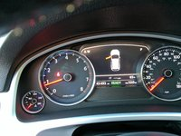 Picture of 2011 Volkswagen Touareg Hybrid AWD, interior, gallery_worthy