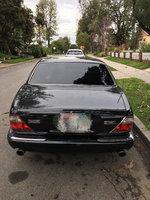 1999 Jaguar XJR Picture Gallery