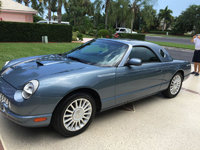 Picture of 2005 Ford Thunderbird Deluxe Convertible