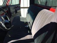 Picture of 1984 Chevrolet C/K 10 Silverado Standard Cab LB 4WD, interior