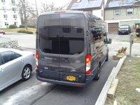 Picture of 2017 Ford Transit Passenger 350 XL HD 3dr LWB High Roof DRW Extended Passenger Van w/Sliding Passenger Side Door, exterior