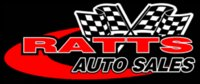 Ratts Auto Sales logo