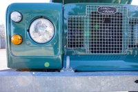 1963 Land Rover Series IIA Overview