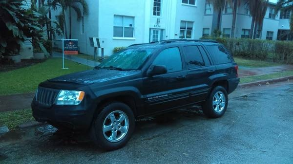 Jeep Grand Cherokee Questions - how long does a grand