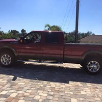 Picture of 2015 Ford F-350 Super Duty Lariat Crew Cab 4WD