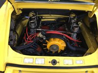 Picture of 1972 Porsche 911 T Targa, engine
