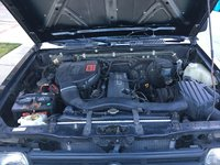 Picture of 1991 Nissan Pickup 2 Dr STD 4WD Standard Cab SB, engine, gallery_worthy