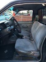 Picture of 1991 Nissan Pickup 2 Dr STD 4WD Standard Cab SB, interior