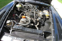 Picture of 1977 MG MGB, engine