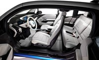 Picture of 2015 BMW i3 Base w/ Range Extender, interior, gallery_worthy