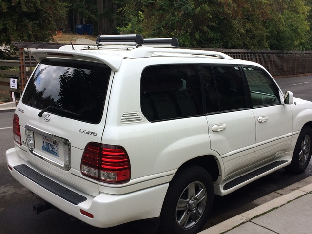 Picture of 2007 Lexus LX 470 Base