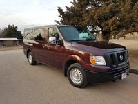 Picture of 2014 Nissan NV Passenger 3500 HD S V8, exterior, gallery_worthy