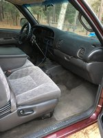 Picture of 2000 Dodge Ram 2500 4 Dr ST Extended Cab LB, interior