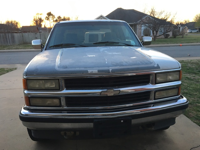 Picture of 1992 GMC Sierra C/K 1500