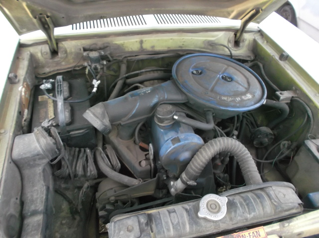 Picture of 1974 Ford Pinto, engine, gallery_worthy
