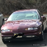 Picture of 1998 Oldsmobile Aurora 4 Dr STD Sedan, exterior